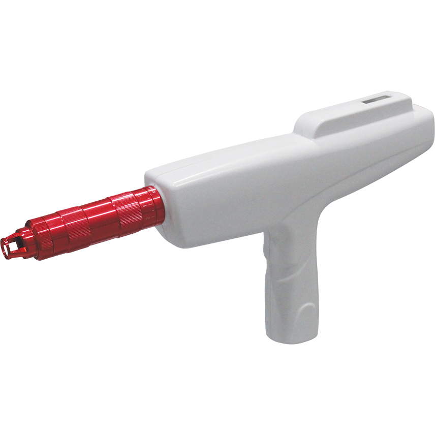 Tri-Beam Red Applicator